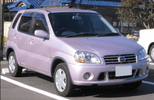 初代スイフト2000年モデル