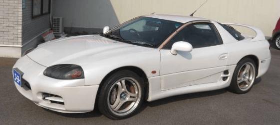 三菱GTO後期型