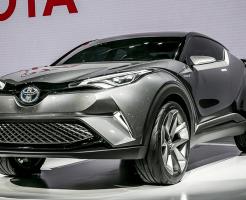 トヨタC-HRの口コミや評価