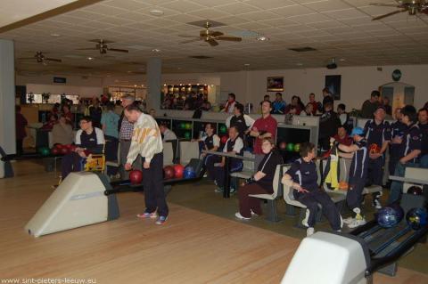 6de DAIS bowlingtoernooi in Sint-Pieters-Leeuw
