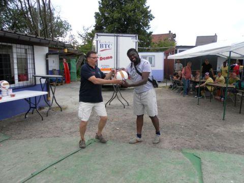 Winnaar fairplay Bordeaux Lembeek