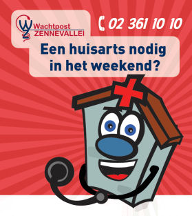 wachtpost-zennevallei_huisarts-in-weekend