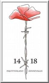 logo_14-18_PAJOTTENLAND-ZENNEVALLEI_WO1