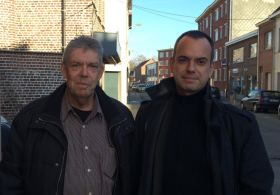 Guy Jonville en David Van Vooren