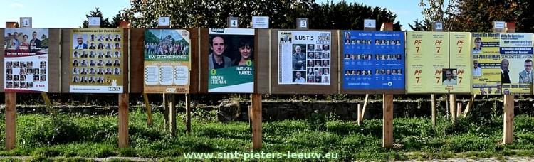2018-10-14-verkiezingsborden_8partijen_SPL