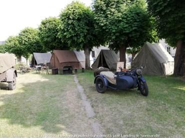 Herdenking 75 jaar bevrijding Normandië