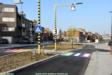 2021-04-01-Regenboogzebrapad_Sint-Pieters-Leeuw__Negenmanneke (2)