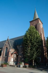 Gebedsviering @ Sacristie St.-Jan de Doperkerk