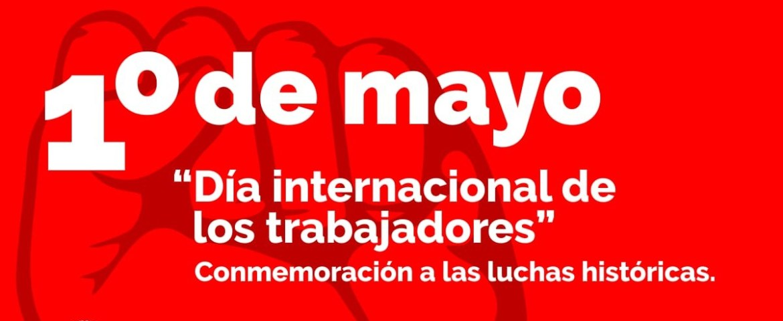 Conmemoración del Día del Trabajador