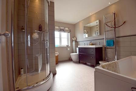 After - A Family Bathroom