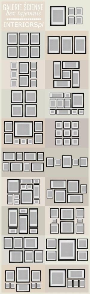 Picture arrangement templates