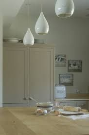 Different shades of white have been used to create interest. Paint from Farrow and Ball