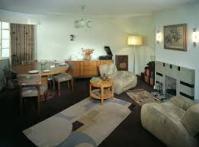 1930's Deco Living Room Geffrye Museum