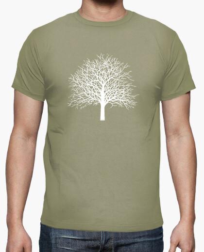 Camiseta Tree color caqui