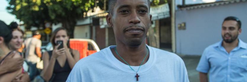 Rafael Braga: mais um rapaz comum – documentário