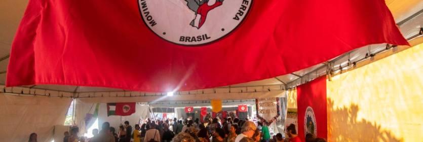 Campanha de apoio: Feira Cícero Guedes, do MST