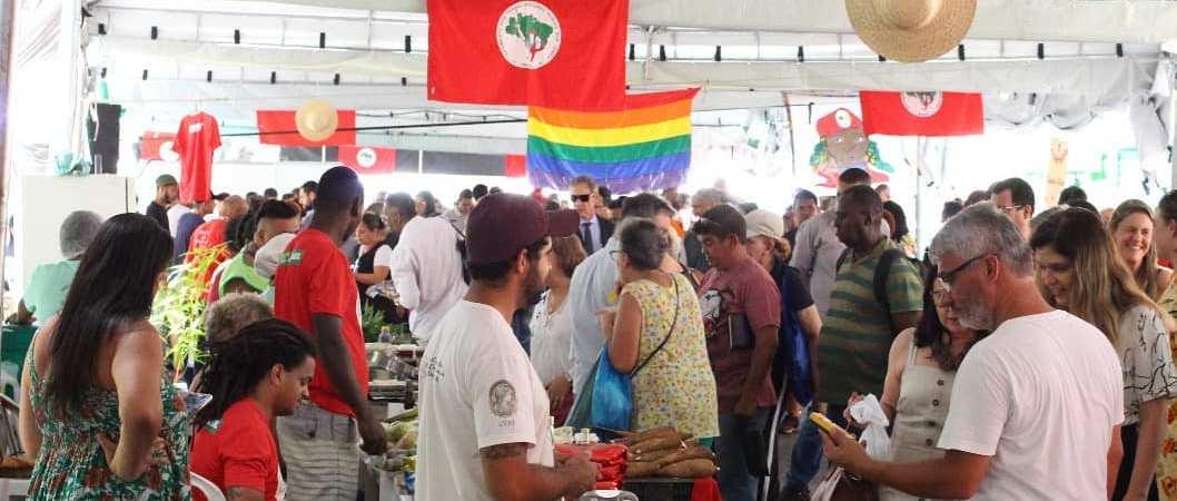 Feira da Reforma Agrária Cícero Guedes
