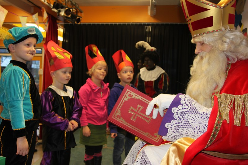 Sinterklaas kinderen