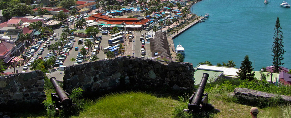 4 Historical Sites in Sint Maarten/ Saint Martin that's worth a visit