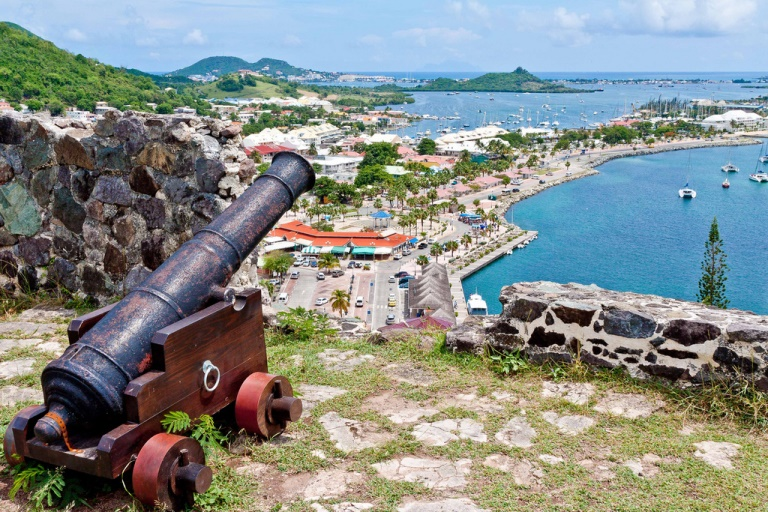 Fort St Louis St Martin