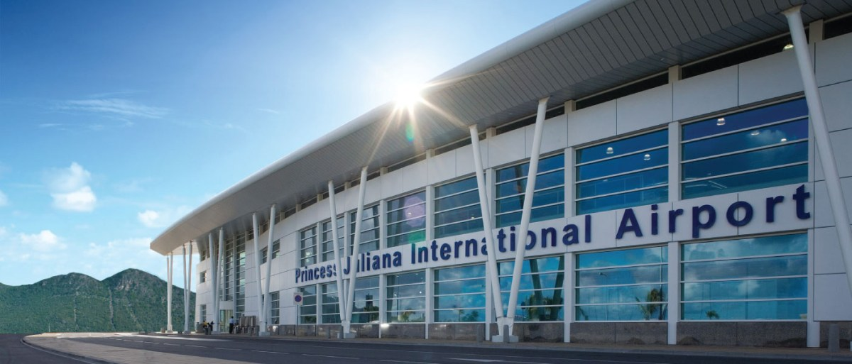 St Maarten Airport Operations Move Into The Terminal Building