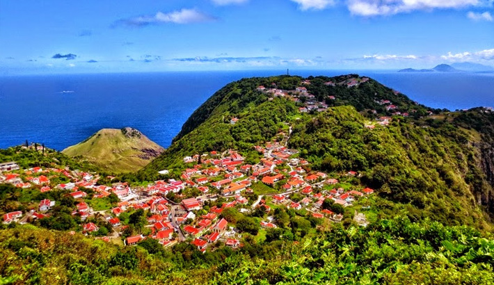 Saba Travel Day Trips Amp Excursions From St Maarten Plan Your Trip To St Maarten Get The