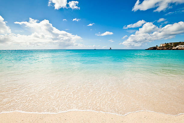 These St Maarten beaches are safe for swimmers