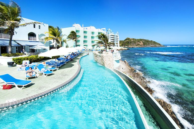 St Maarten's Oyster Bay Beach Resort Update - Phased Openings