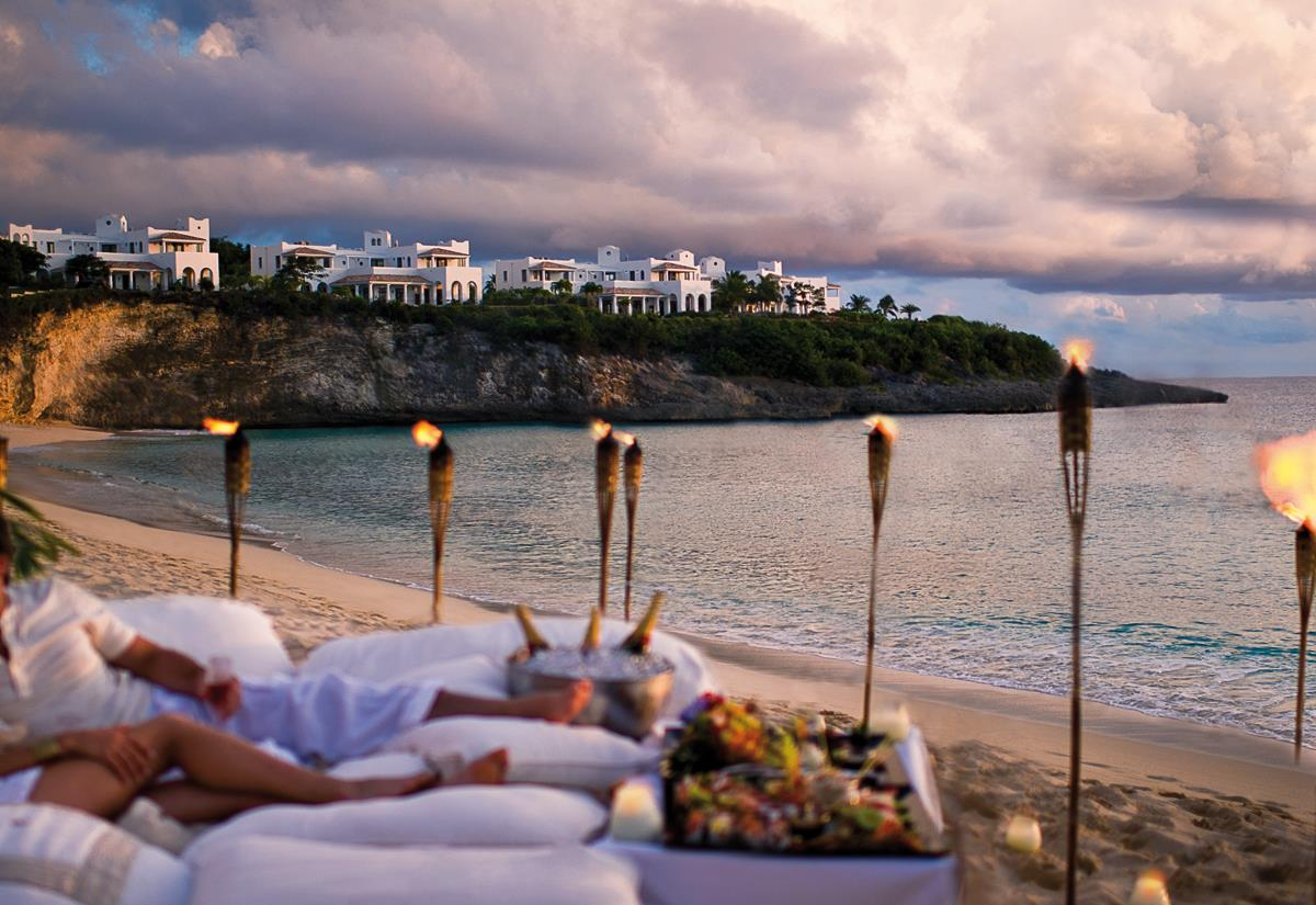 This is St Martin's Most Romantic Resort