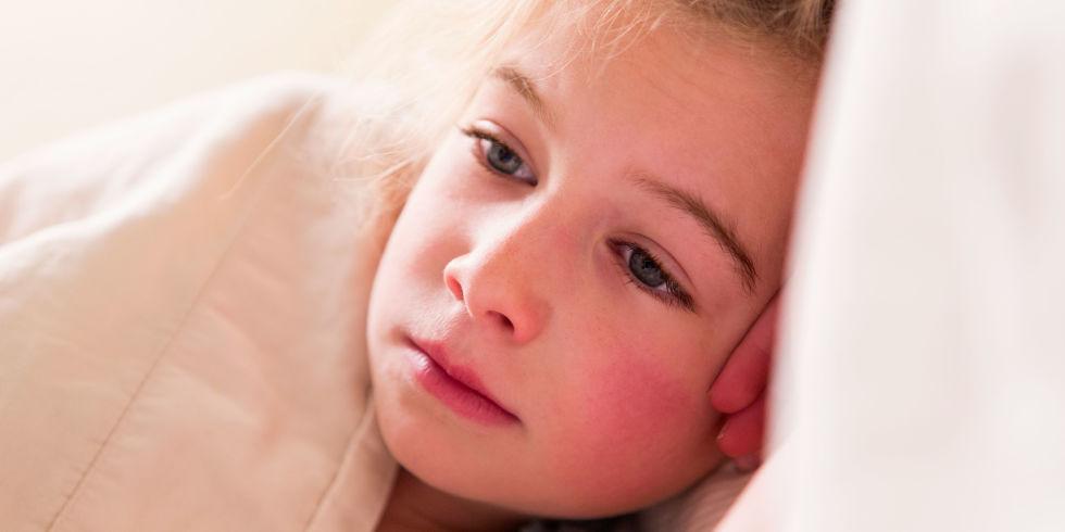 enfermedad de la bofetada sintomas