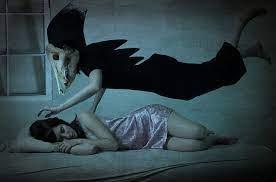 parálisis del sueño alucinaciones