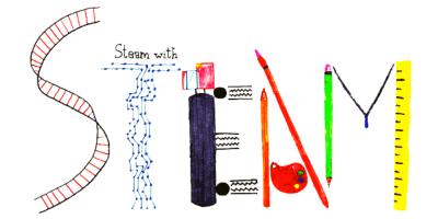 logo steam with steam