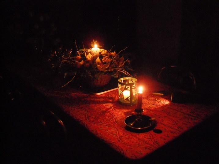 Noël (25 décembre 2011) - Une ambiance de carte de vœux intemporelle.