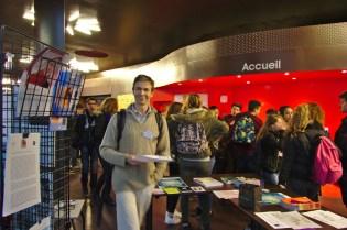 Fête de la science, LRI, 2016 : Nicolas Thiéry, organisateur