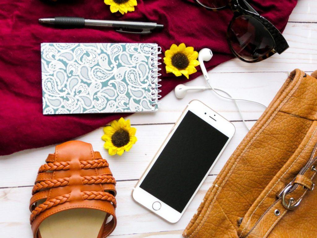 Cómo organizar tu bolso