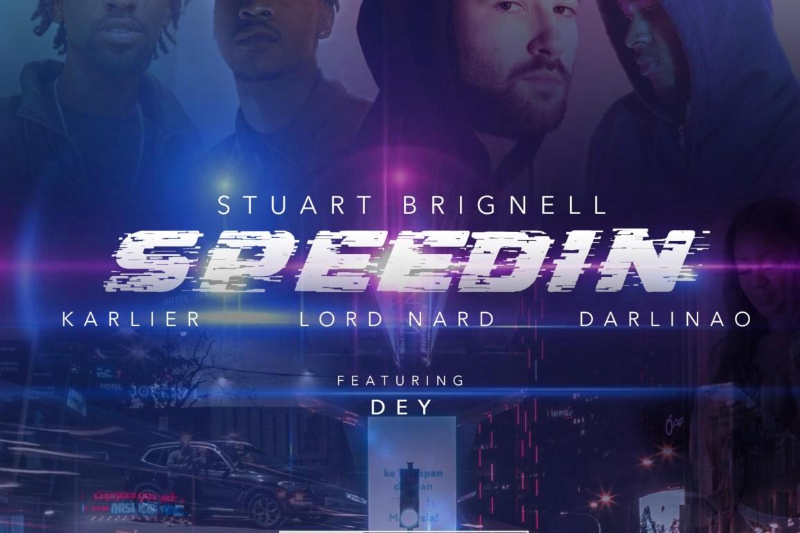 Stuart Brignell - Speedin (I Need U)