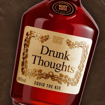 Squid the Kid - Drunk Thoughts (Single)