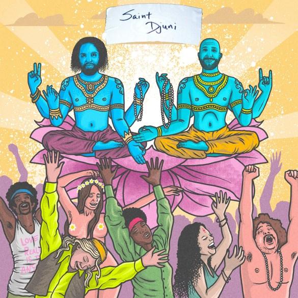 Saint Djuni - All Of My Friends