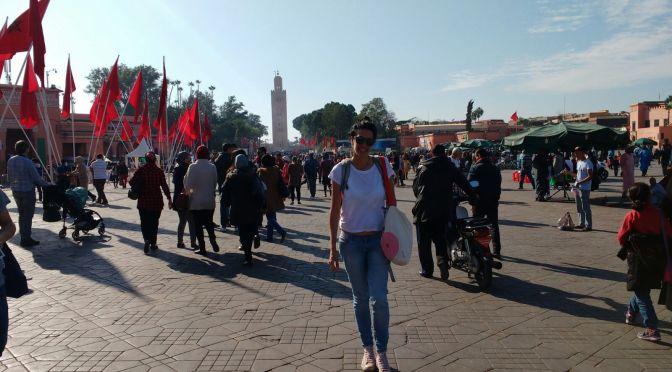 Fin de semana en Marrakech y alrededores (SETTI -FATMA)