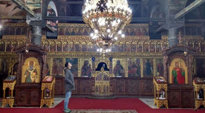 Plovdiv – Monasterio Bachkovski – Fortaleza de Asenovgrad (día 4)