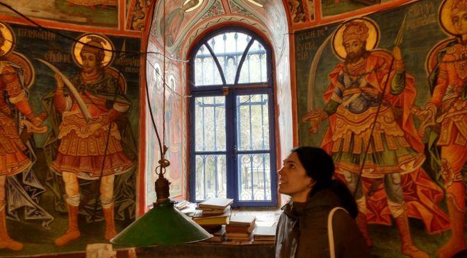 veliko tarnovo/Tsarevets/Arbanasi/ Monasterio Preobrazhenski/monasterio Dryanosky/cueva Bacho Miro/monasterio Troyanski (día 6)