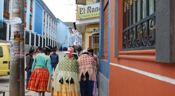 DÍA 8: PUNO – BOLIVIA