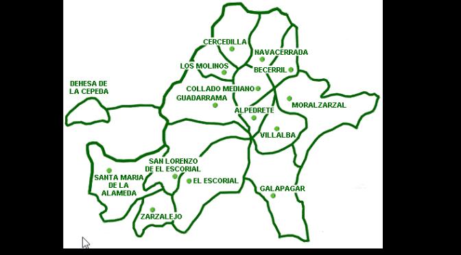 El paraíso en la sierra de Madrid y alrededores (especial embarazadas)