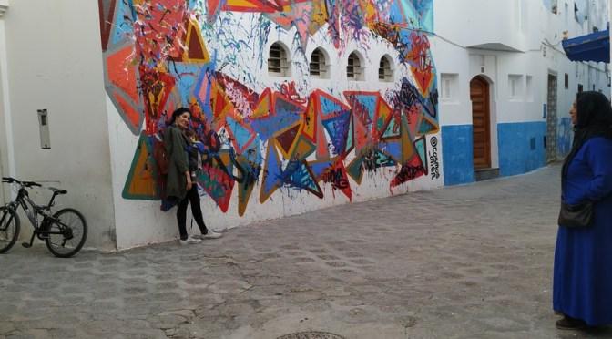 Marruecos con bebe, primera toma de contacto Asilah