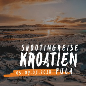 Shootingreise Kroatien