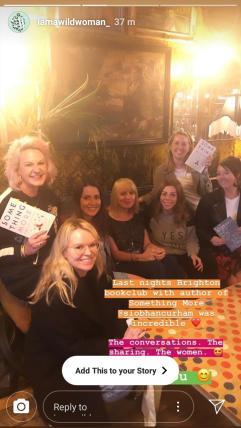 Wild Woman Book Club Brighton