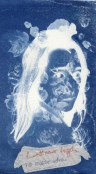 I Will Never Forget, Cyanotype & Embroidery, 2012