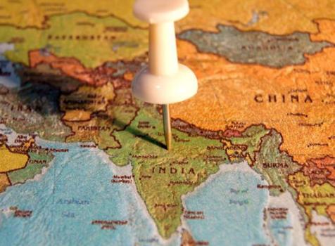 Indie #1 Początek przygód w Azji