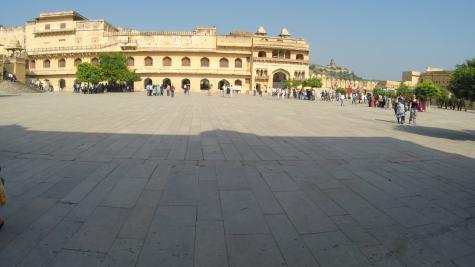 Zwiedzanie Jaipur, różowe miasto