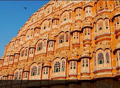 Indie #4 Przybywamy do Jaipur'u